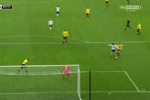 WATCH: Younes Kaboul still thinks he plays for Tottenham, sets up Dele's goal