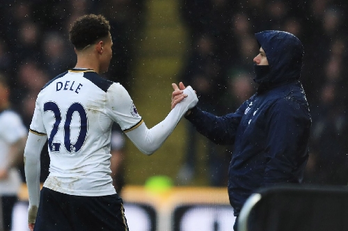 Watford 1-4 Tottenham: Spurs win fourth straight thanks to braces from Kane, Alli