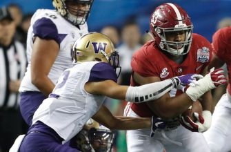 Peach Bowl was a typical day for 'Bama's high-scoring D