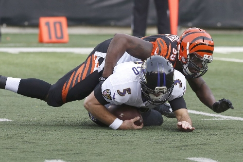 An equally disappointing end to a shameful Baltimore Ravens season
