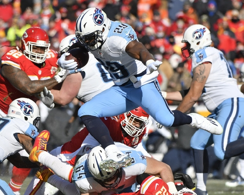 Titans RB DeMarco Murray finished with torn plantar plate The Associated Press
