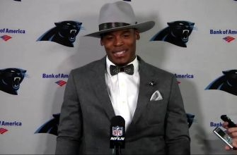 Cam Newton says he has a 'love-hate relationship' with football