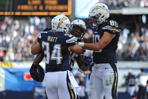 Three Best Things From Chargers-Chiefs