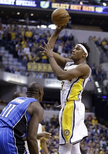 Turner's double-double leads Pacers over Magic, 117-104 The Associated Press