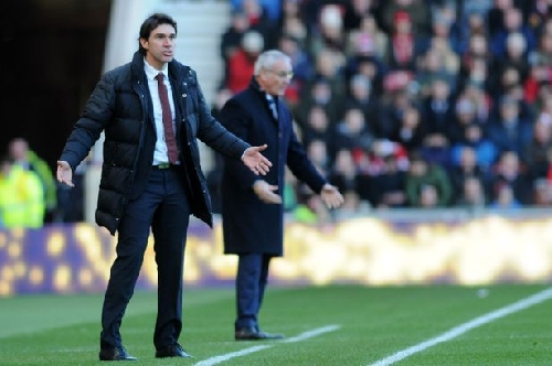 Aitor Karanka on Leicester deja vu: 'Robert Huth said it should have been a penalty'