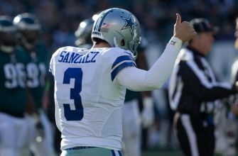 Did Mark Sanchez just play his way out of Dallas?