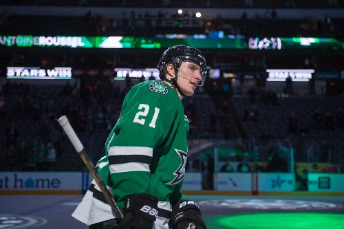 Antoine Roussel and His Role in the Vegas Expansion Draft