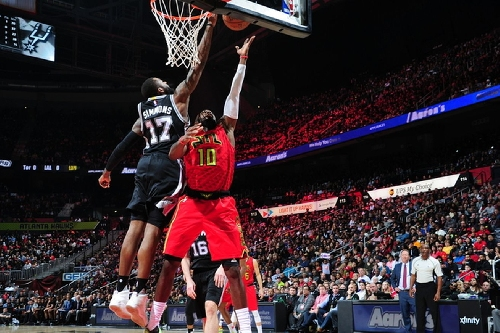 Gif Breakdown: Spurs vs Hawks