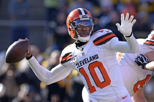 Browns' RG3 feels he proved 'people wrong' in tough season The Associated Press