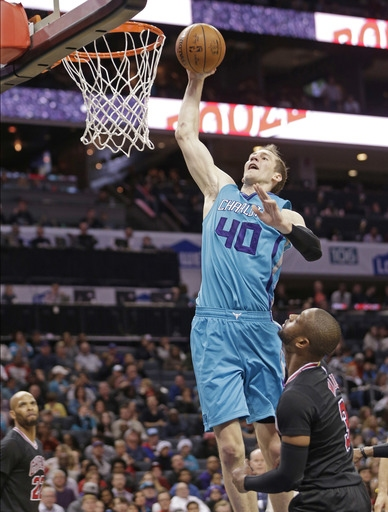Hornets C Cody Zeller to miss time with a concussion The Associated Press
