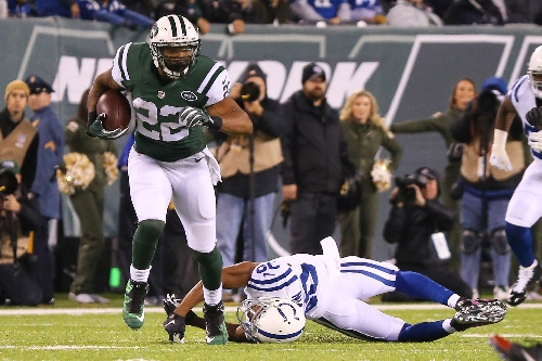 Jets' Matt Forte has knee scoped, expected to be back by spring