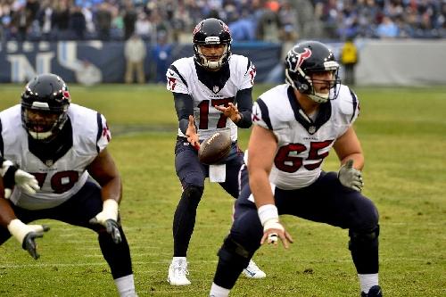 Snap Counts: Texans vs Titans