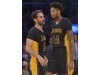 Lakers notes: Reserve point guard Jose Calderon isn't finding playing time