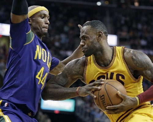 Cleveland Cavaliers vs. New Orleans Pelicans: Live updates and chat Game 33