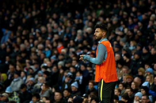 Pep Guardiola explains Sergio Aguero selection decision
