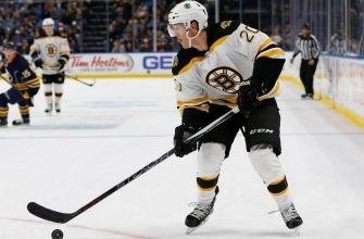 Boston Bruins: Half-Season Look At Riley Nash