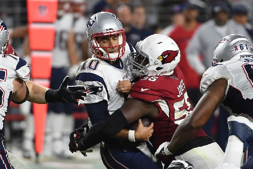 Cardinals are going to franchise tag ED Chandler Jones if they can't extend him