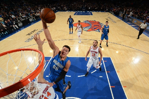 Magic find their defense in the second half to knock off the Knicks