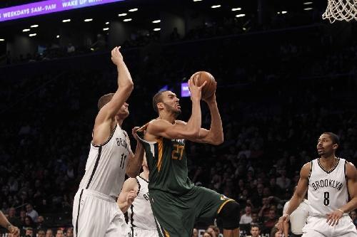 Utah Jazz 101 - Brooklyn Nets 89: Game Recap
