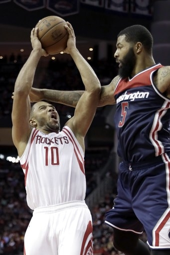 Gordon, Harden lead Rockets to 101-91 win over Wizards The Associated Press