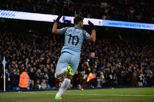 Sergio Aguero is Man City's best player - what is Pep Guardiola's issue with him?