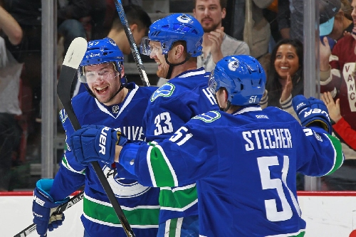 Game Recap: Vancouver Defeats Colorado for Fourth Straight Win