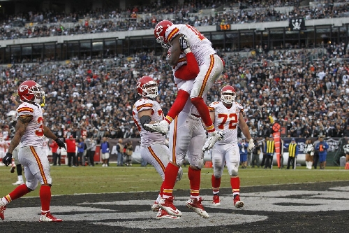 Arrowheadlines: Jeremy Maclin says Andy Reid is guy you want, Chiefs dominated AFC West