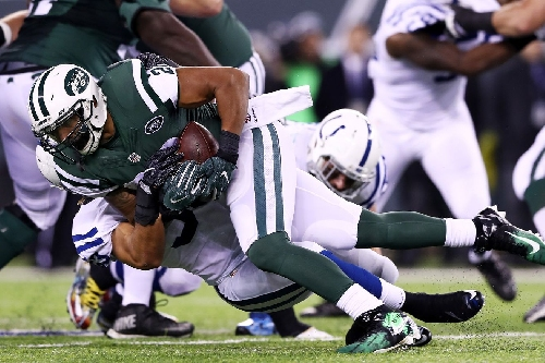 Matt Forte Had Knee Scoped; Breno Giacomini to Have Back Surgery