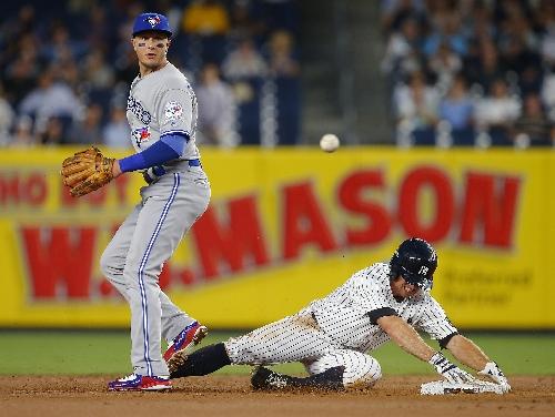 MLB trade rumors: Blue Jays interested in Yankees' Brett Gardner? Matt Wieters to Mets?