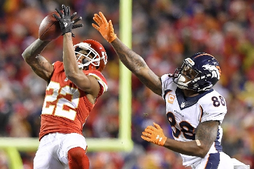 Quarterbacks respect Chiefs CB Marcus Peters and these targets prove it