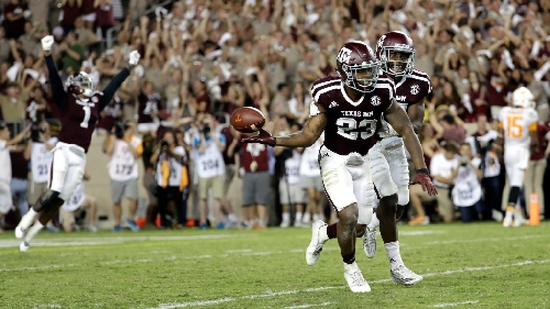 Trevor Knight's replacement, Chavis' problem against the run: Five burning questions for the Aggies in 2017
