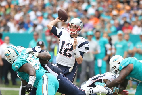 NFL power rankings: The Patriots are a unanimous No. 1 heading into the playoffs