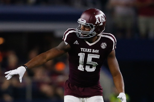 Texas A&M WRs: Seals-Jones declares for draft, Iheanacho transferring