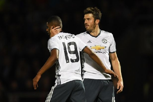 Marcus Rashford the difference for Manchester United vs West Ham says Michael Carrick