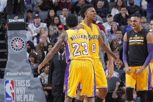 Why the Lakers shouldn't trade Lou Williams and Nick Young