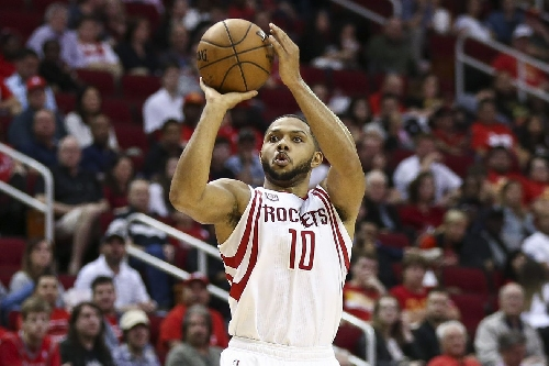 Eric Gordon wants in the All-Star 3-point contest