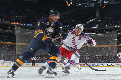Sabres at Rangers Game Thread