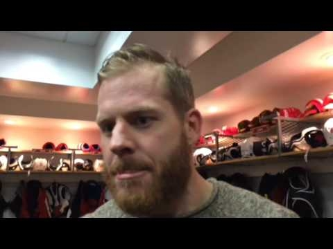 Red Wings' Steve Ott prepared for possible power-play duty