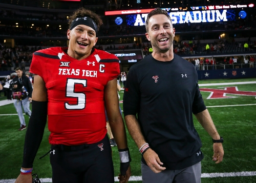 What Patrick Mahomes and Samaje Perine's entry into the NFL Draft means for Texas Tech, Oklahoma and the rest of the Big 12