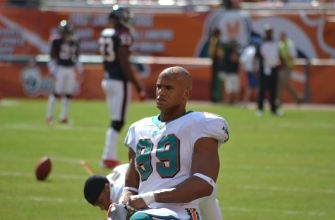 Jason Taylor one of final 15 HOF candidates