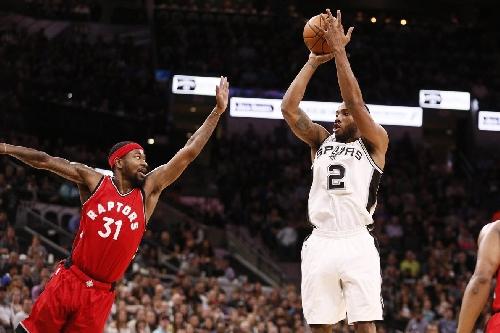 Raptors get destroyed by Spurs 110-82