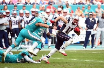 New England Patriots: Julian Edelman Wins AFC Offensive Player of the Week Honors