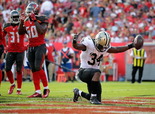 Tim Hightower prefers to reflect on 'special year' with Saints before pondering free agency