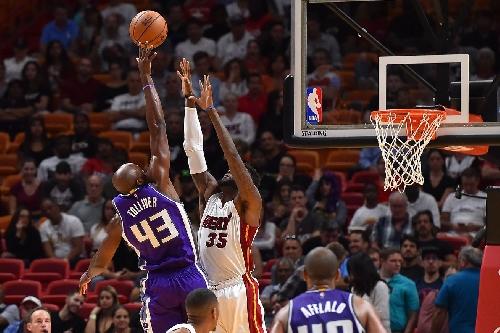 Heat head to Sacramento to face Kings