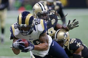 Los Angeles Rams TE Lance Kendricks Falls One-Yard Short of $250K Bonus