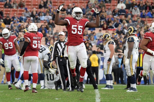 Chandler Jones made the Arizona Cardinals pass rush go