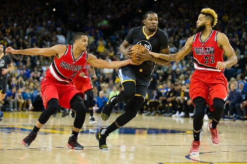 Portland Trail Blazers at Golden State Warriors Game Preview
