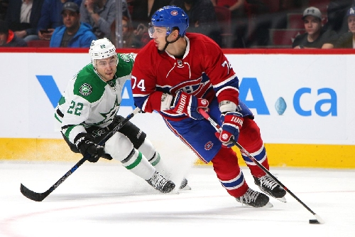 Canadiens vs. Stars: game thread, rosters, start time, lines, and how to watch