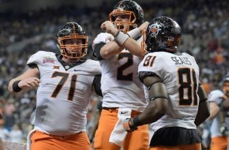 Oklahoma State Football: The Cowboys should be the Big 12 favorites in 2017