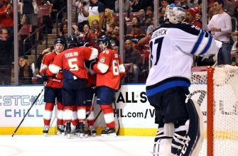 Greg McKegg scores only goal in Panthers loss to Jets